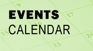 Events Calendar - Green