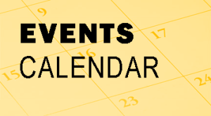 Events Calendar - No outline